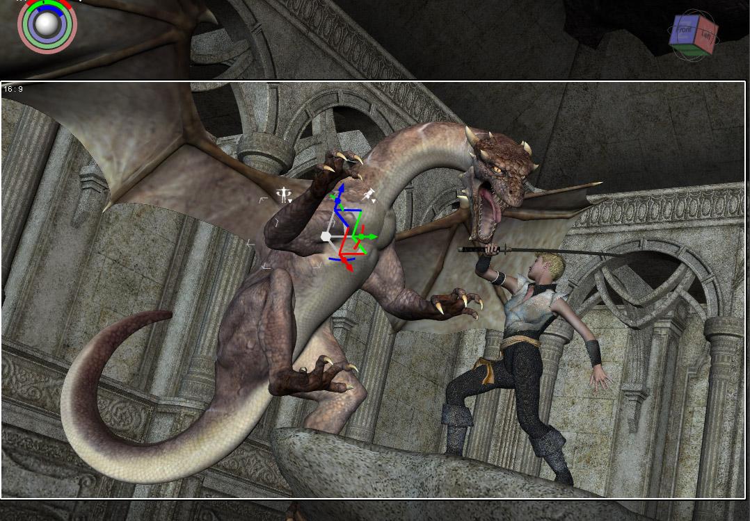 [3D] Galerie de Alliance Dazstudio