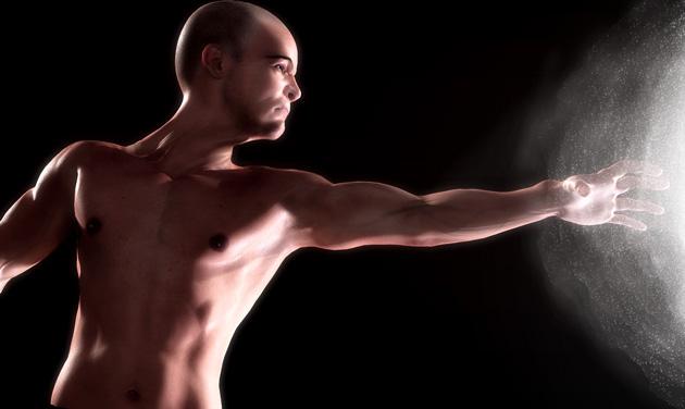 3D character render Tyler